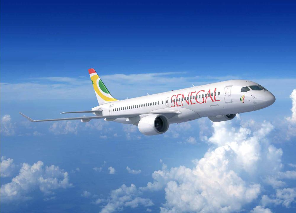 الخطوط الجوية السنغالية تعزز أسطولها بـ 8 طائرات A220 من إيرباص