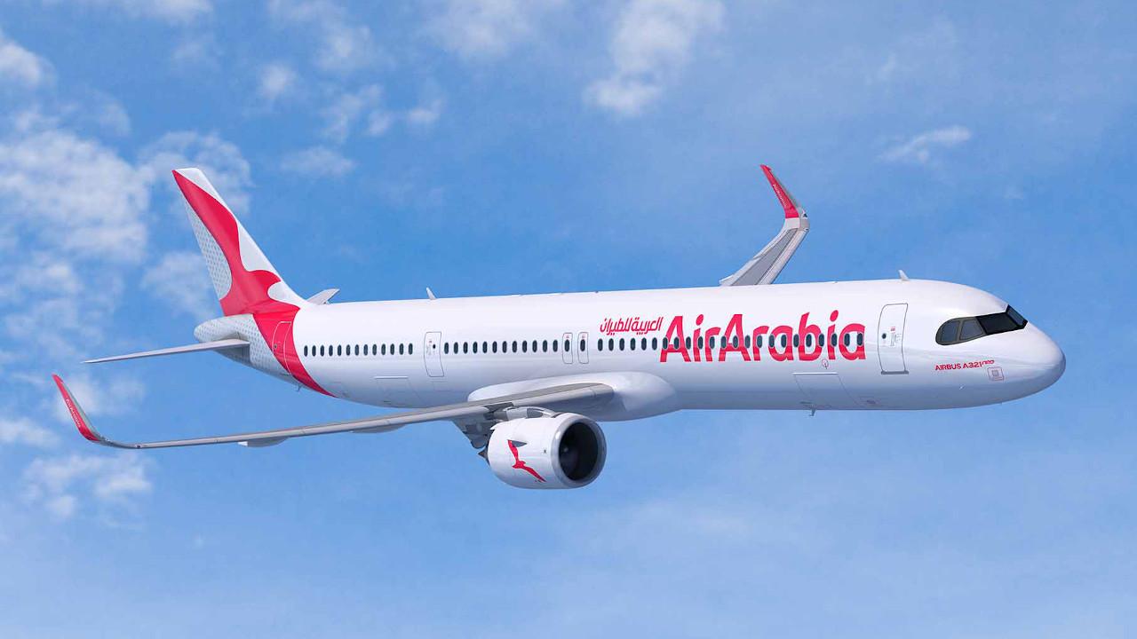 العربية للطيران تعزز أسطولها بـ 120 طائرة إيرباص A320neo