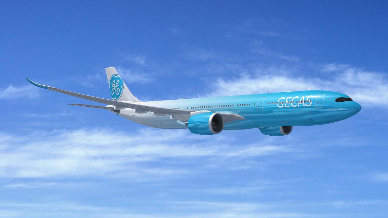 جنرال إلكتريك لخدمات الطيران تؤكد طلبية شراء 25 طائرة جديدة من إيرباص