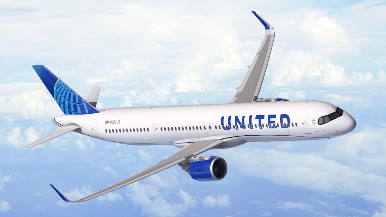 يونايتد إيرلاينز تعزز رحلاتها العابرة للأطلسي بعد توقيع طلبية مؤكدة لشراء 50 طائرة إيرباص A321XLR