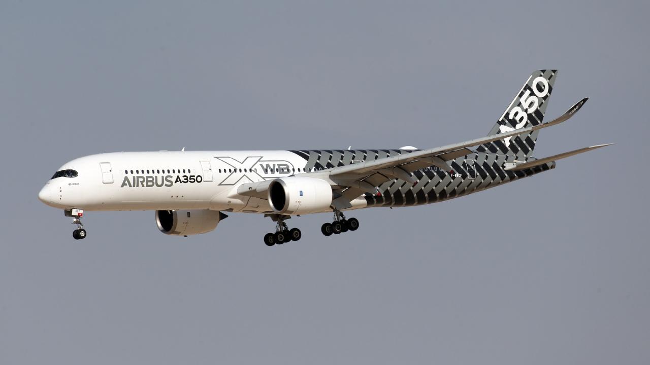إيرباص تسلّم 863 طائرة خلال العام 2019