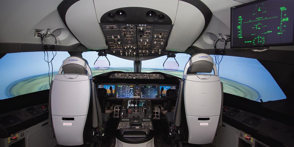 اعتماد أوروبي لأكاديمية الاتحاد لتدريب الطيارين على طائرتي بوينغ 777 و787