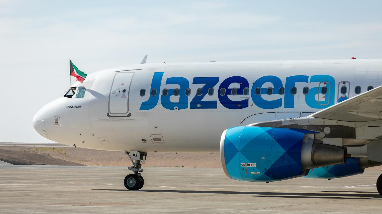 طيران الجزيرة يشغّل ثلاث رحلات أسبوعية بين العين والكويت