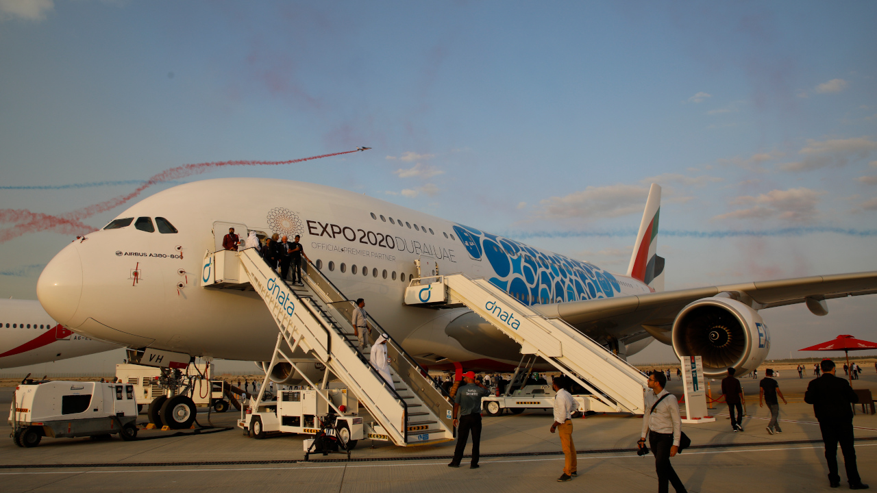 إيرباص توقف عمليات التصنيع والتجميع مؤقتاً بسبب انتشار فيروس كورونا