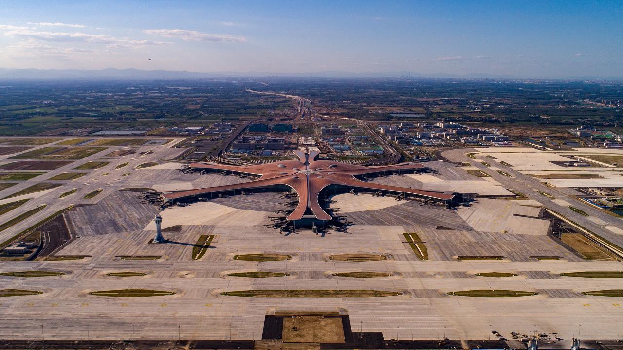 الاتحاد للطيران تُعلن نقل رحلاتها بالكامل إلى مطار بكين داشينغ الدولي
