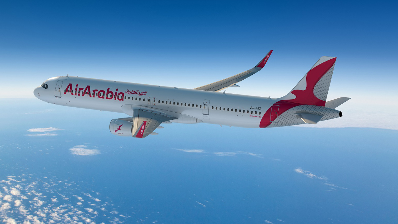 العربية للطيران تعلن عن تسيير رحلات خاصة ورحلات الشحن الجوي