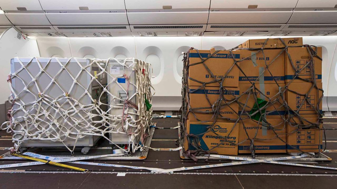 إيرباص تطور حلولاً لتحويل طائرات الركّاب إلى طائرات شحن خلال أزمة كورونا