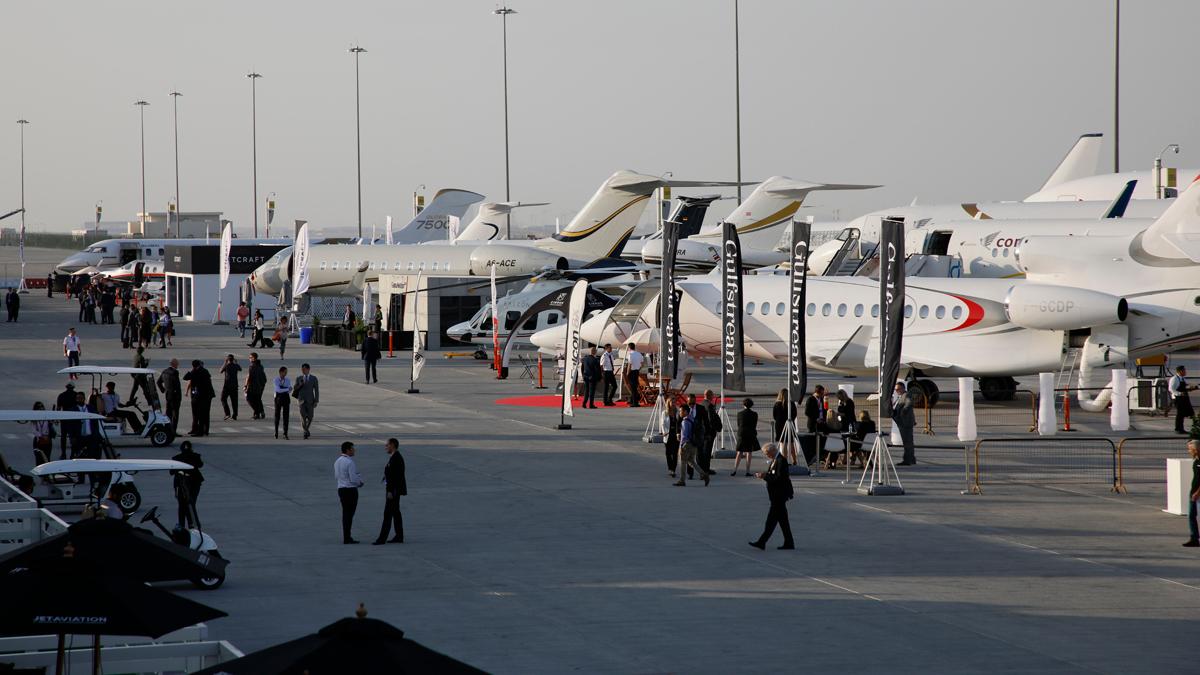 معرض طائرات رجال الأعمال والطائرات الخاصة يعود في ديسمبر ليسلّط الضوء على التوجهات المستقبلية لقطاع الطيران