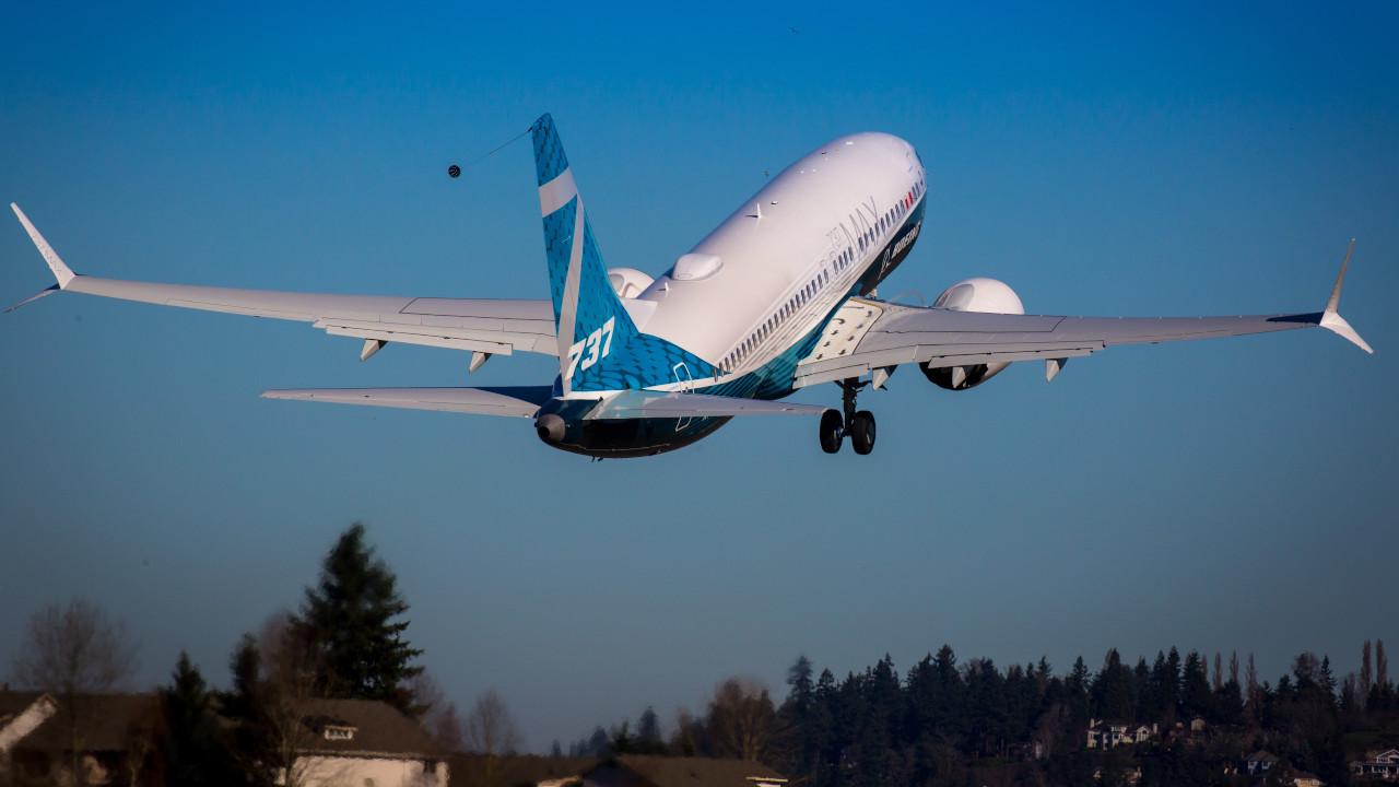 450 طائرة بوينغ 737 ماكس بانتظار التسليم