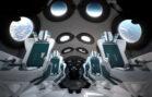 Virgin Galactic Spaceship Cabin Interior