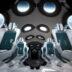 شاهد المقصورة الداخلية لطائرة فيرجن غالاكتيك الفضائية
