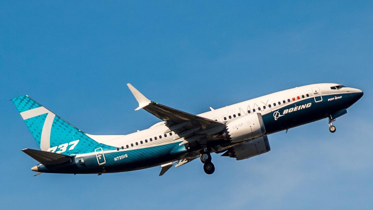 بوينغ تحصل على أول طلبية 737 ماكس منذ 9 أشهر