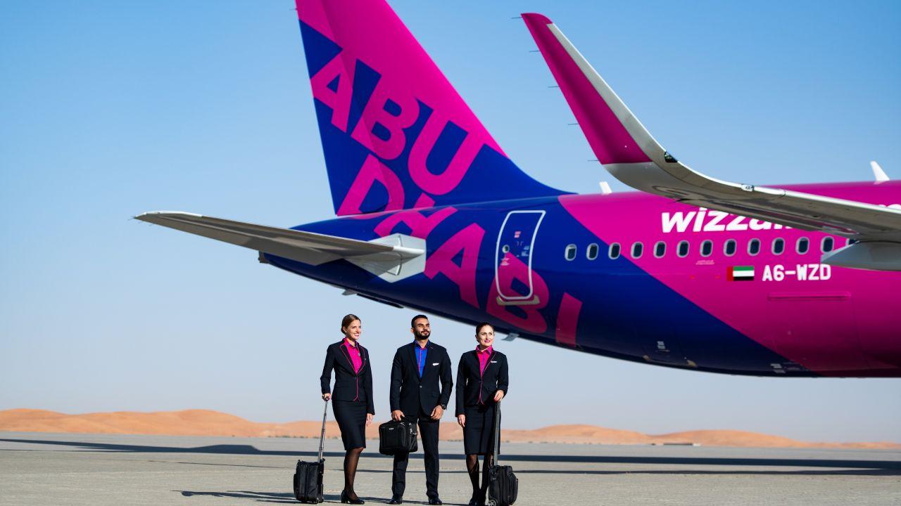 ويز إير أبوظبي تسيّر رحلات جديدة إلى مصر وصربيا
