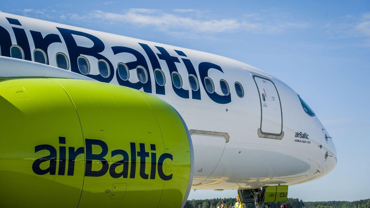طيران البلطيق يقدّم 4 رحلات بين ريغا ودبي